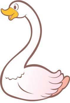 free vector Swan 7