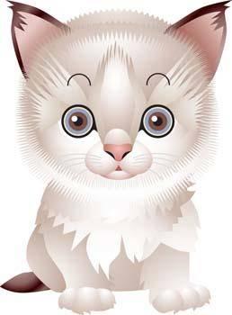 free vector Cat vector 79