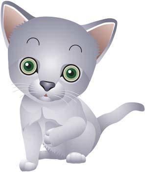 Cat vector 81
