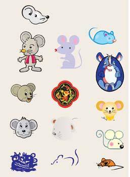 free vector Mouse Vector 32
