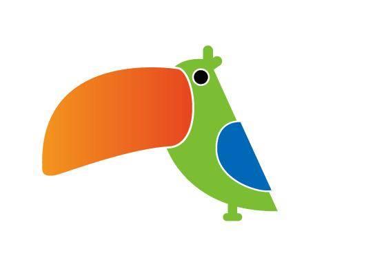 free vector Mr. Toucando Bird Vector