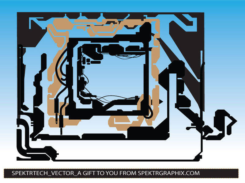 free vector SPEKTRTECH_VECTOR