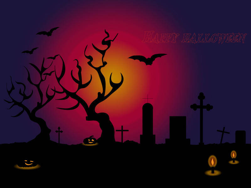 free vector Cemetery