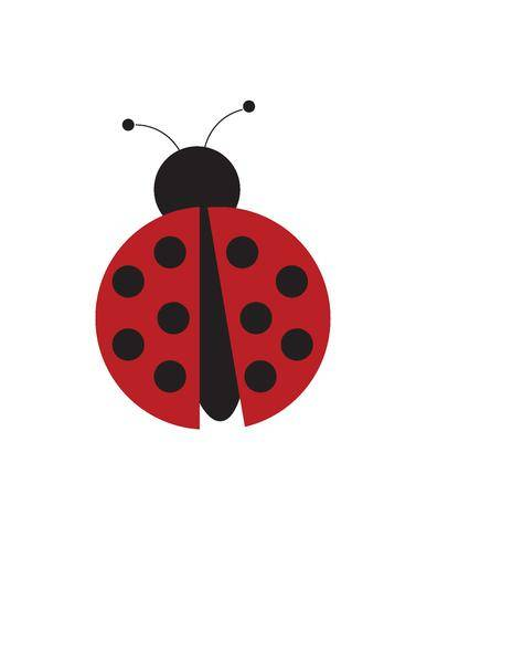 free vector LadyBug Vector