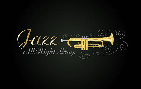 free vector Jazz Night Club