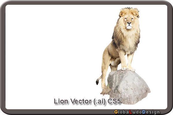 Lion Vector 1