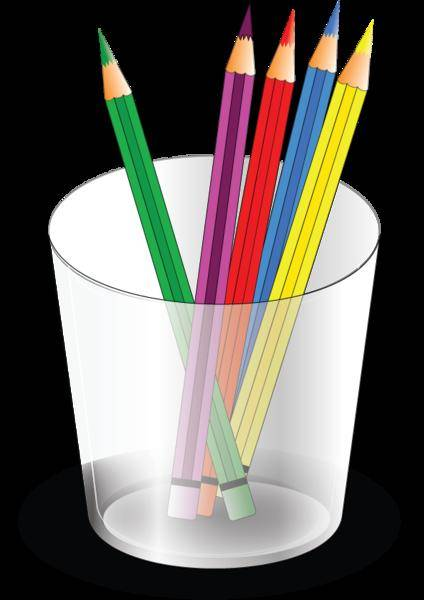 free vector Colored pencils