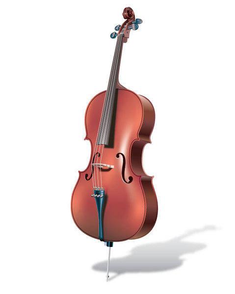 free vector Cello