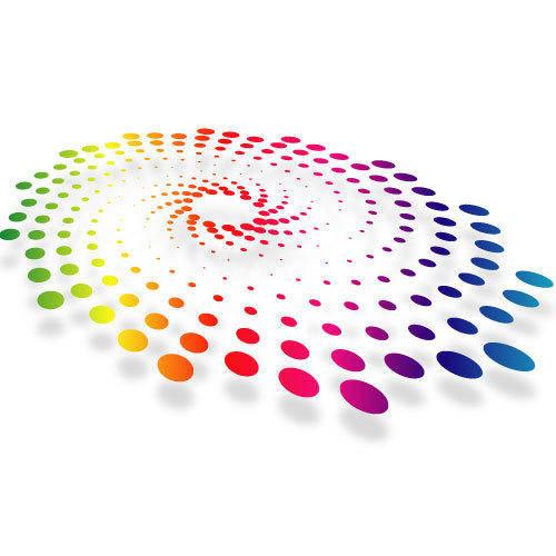 free vector Abstract Dot Vector Shape