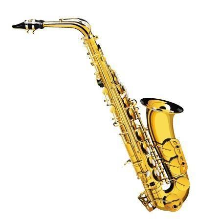 free vector Saxophone Vector