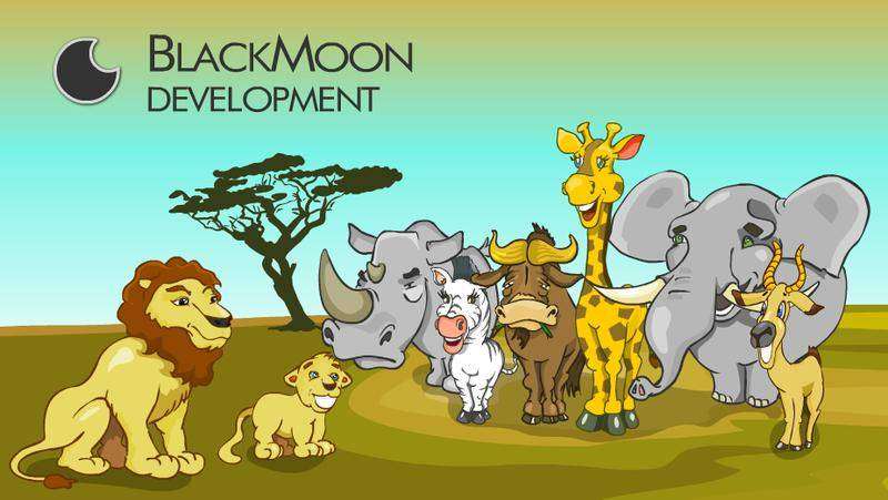 Animal Vector Pack of African Animals