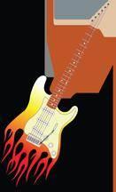 free vector Vector Guitar