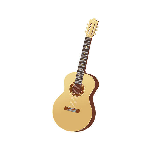 free vector Acoustic Guitar