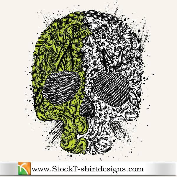 Free Vector T-shirt Designs 05