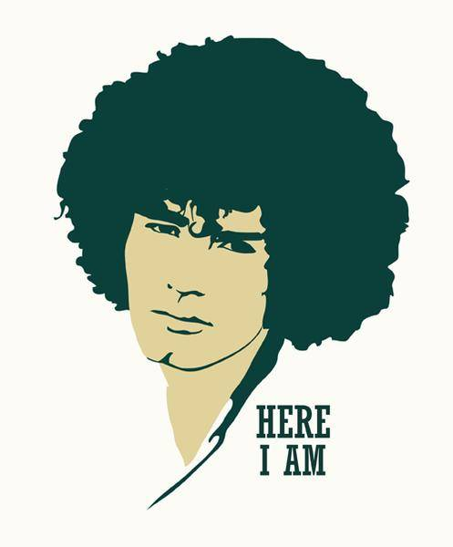 free vector Tim Buckley Vector