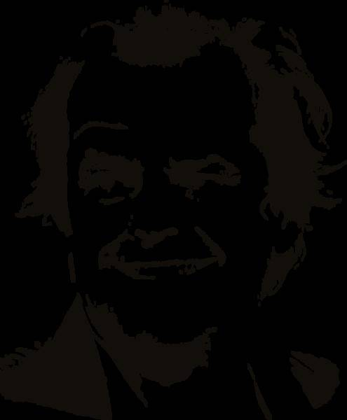 Celebrity Vector - Jack Is Back - Jack Nicholson Vector