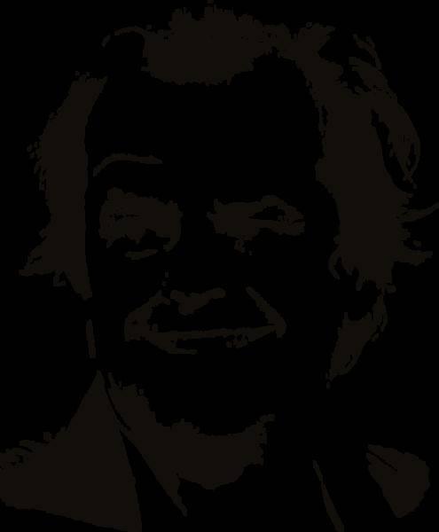 free vector Celebrity Vector - Jack Is Back - Jack Nicholson Vector
