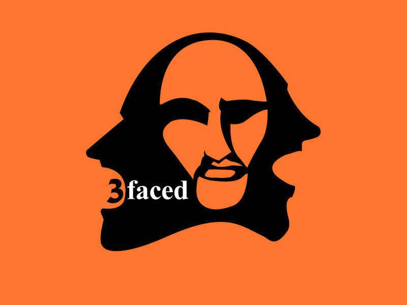 free vector 3Faced Facial Vector