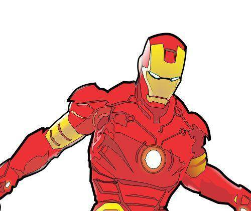 free vector Iron Man Vector