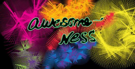 free vector Awesomeness Illustrator Brushes