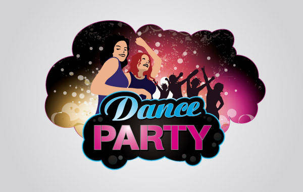 Dance Party Logo