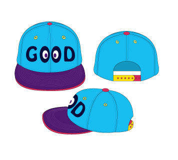 Smile Hat Vector
