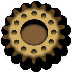 free vector Cog Gear Vector