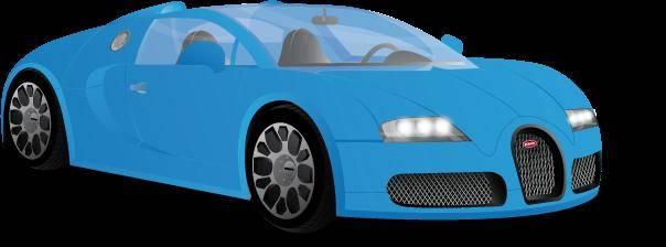 free vector Bugatti veyron