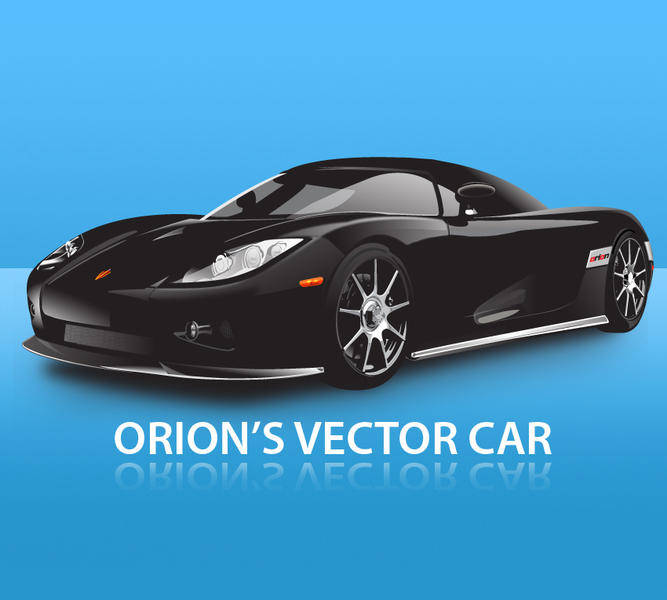 free vector Vector Car