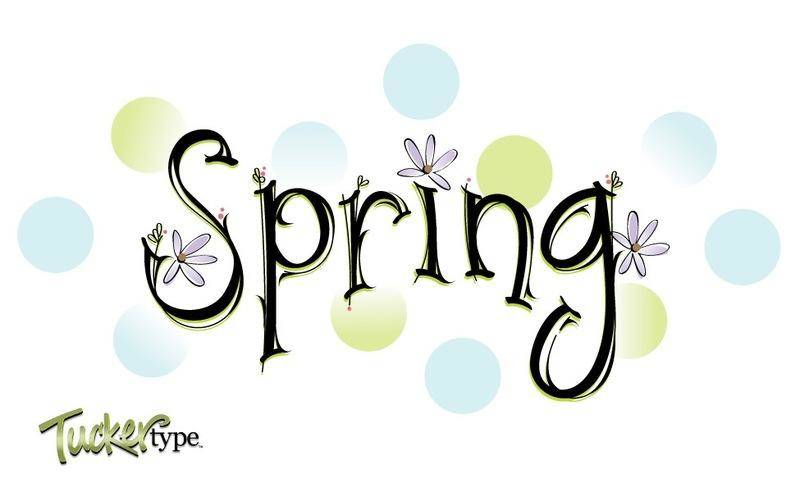 free vector Spring ~ Word Vector
