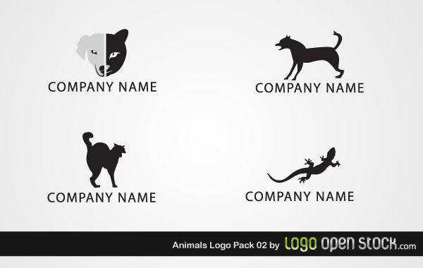 free vector Animal Logo Pack 02
