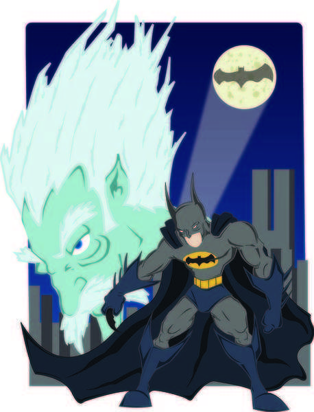 free vector Batman Poster Vector