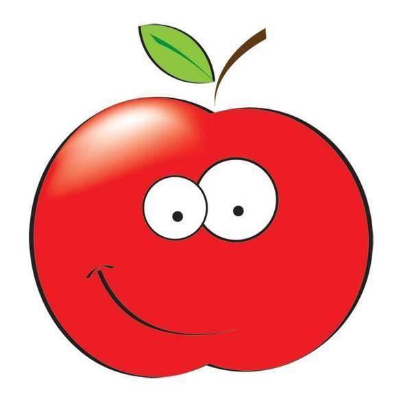 free vector Free Apple Head