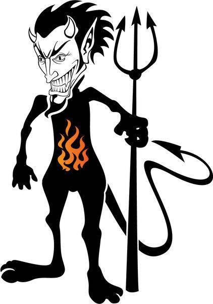 free vector Devil Vector Image