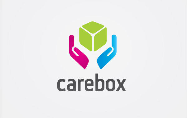 free vector Care Box