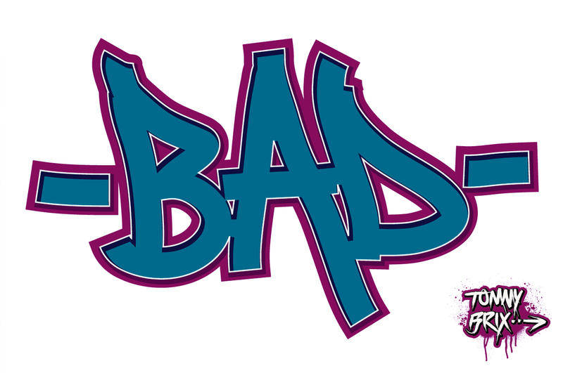 BAD - design Tommy Brix