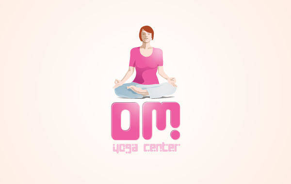 free vector Yoga Logo