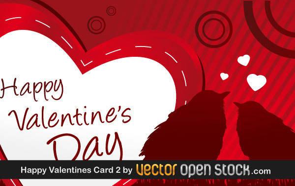 Happy Valentines Card 2