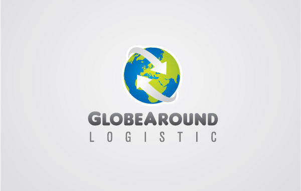 free vector Globe Around