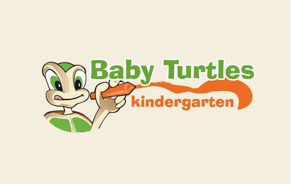 free vector Baby Turtles Kindergarten