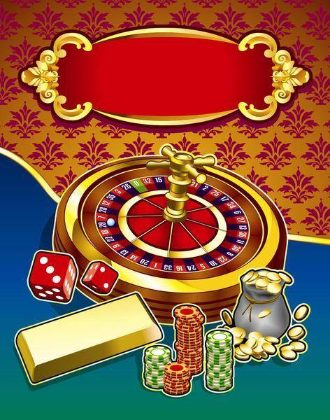 free vector Game Casino