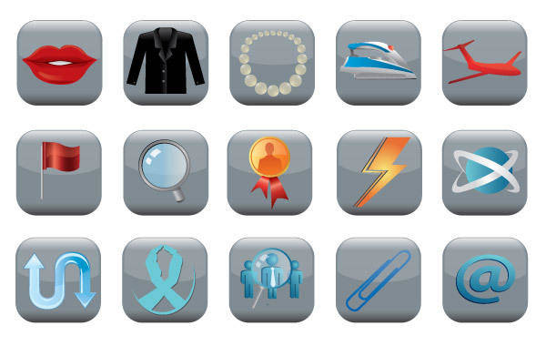 free vector Misc Icons