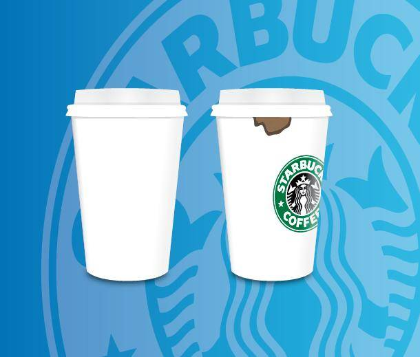 free vector Coffee Cups