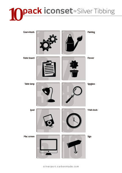 free vector 10 Vector Icons