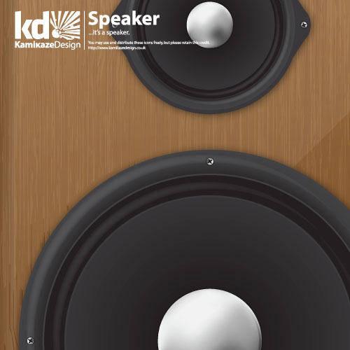 free vector Speaker Vector