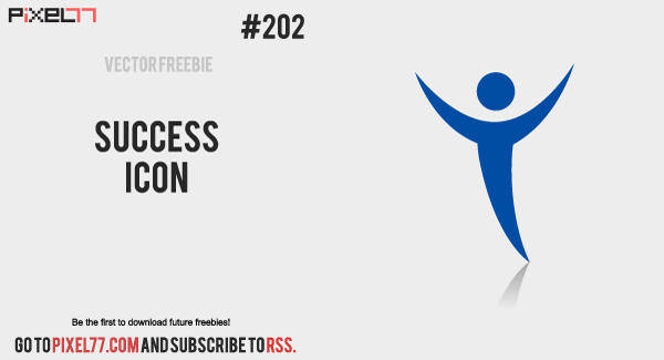 free vector Free Vector of the Day #202: Success Icon