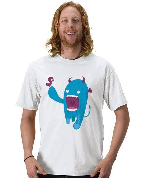 free vector Monsters Collection 2011 T Shirt No.1