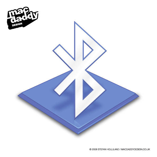 free vector Bluetooth Logo