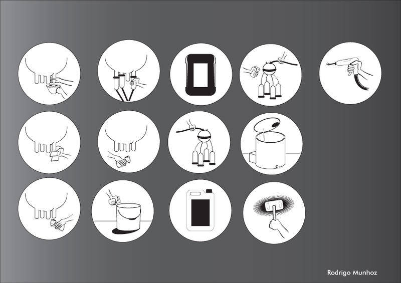 Creative Cow Vector Icons