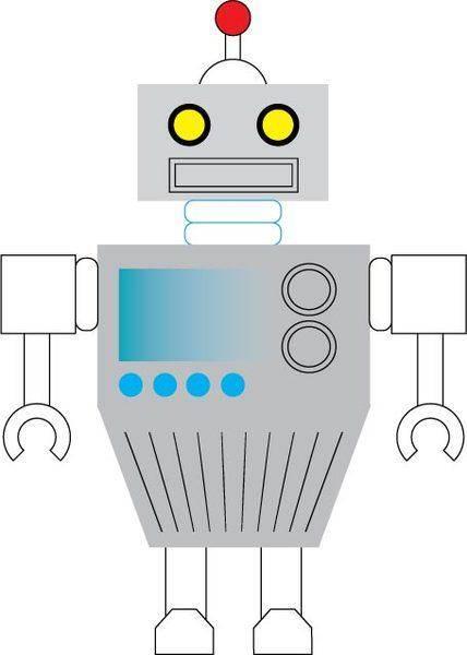 free vector Robot Vector